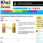Radiance Herbal Heroes ? just for kids!