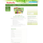 Win 1 of 5 Healtheries Winter Prize Packs