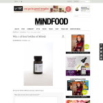 Win 1 of four bottles of MitoQ
