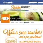 Win a $100 Voucher