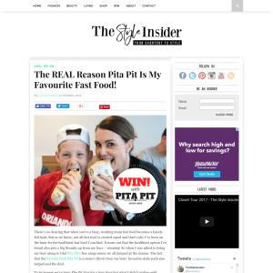 Win a $50 Pita Pit voucher