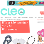 Win a $50 voucher for The Warehouse