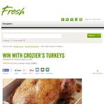 Win a a 4.5kg whole turkey