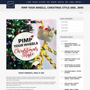 Win a brand new set of wheels