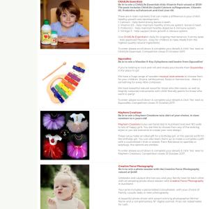 Win a ChildLife Essentials Kids Vitamin Pack