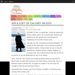 Win a copy of Calvary on DVD