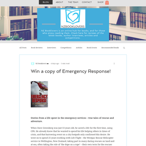 Win a copy of Emergency Response
