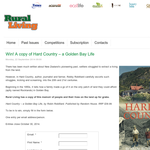 Win a copy of Hard Country ? a Golden Bay Life