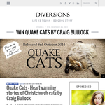 Win a copy of Quake Cats