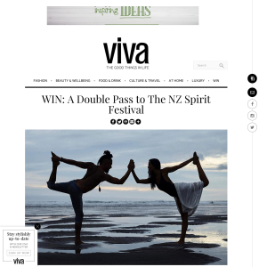 Win A Double Pass to The NZ Spirit Festival