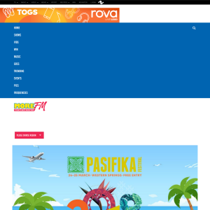 Win a family trip to Rarotonga with Pasifika Festival 2018