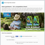 Win a Gardening Combo Pack