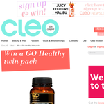Win a GO Healthy twin pack