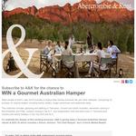 Win a Gourmet Australian Hamper