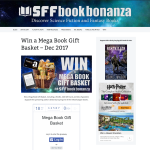 Win a Kindle Tablet, US$100 Amazon Gift Card & Gift Basket