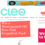 Win a Neutrogena? Oil-Free Pink Grapefruit Pack
