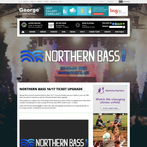 Win a Ticket Upgrade for Northern Bass