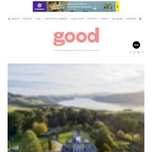 Win a weekend escape to Lanarch Castle