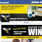 Win an Agility 3 Wireless Alarm System