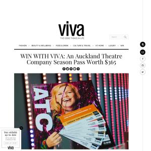 Win An Auckland Theatre Company Season Pass