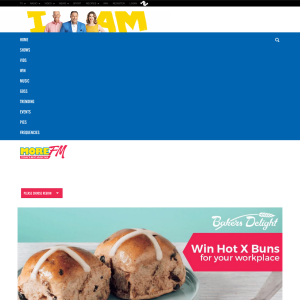 Win Bakers Delight Hot Cross Buns for your workplace