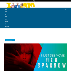 Win double movie passes to The Breeze Must See Movie - Red Sparrow