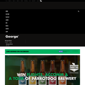 Win flights, accommodation and a tour of Parrotdog Brewery
