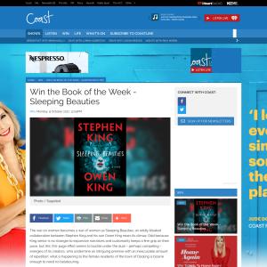 Win the Book of the Week - Sleeping Beauties