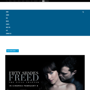 Win The Breeze Must See Movie: Fifty Shades Freed