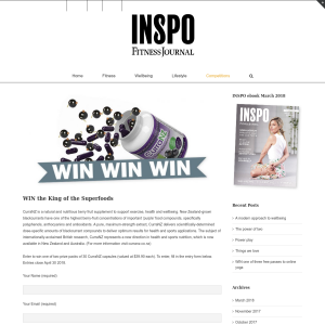 Win the King of the Superfoods