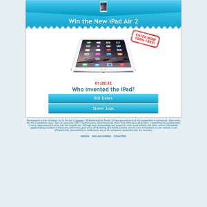 Win the New iPad Air 2