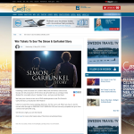 Win Tickets To See The Simon & Garfunkel Story