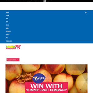 Win Yummy Hunny Nectarines and Scratch Cards